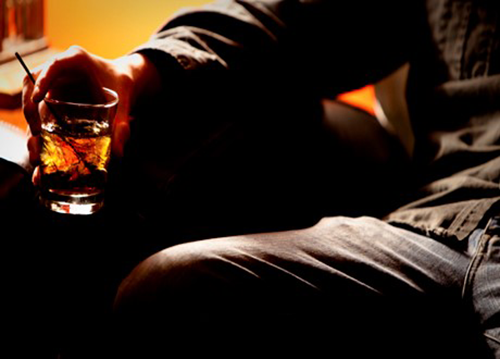 Substance abuse disorder and depression