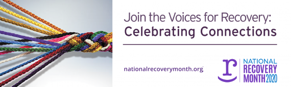 2020 National Recovery Month – Celebrating Connections