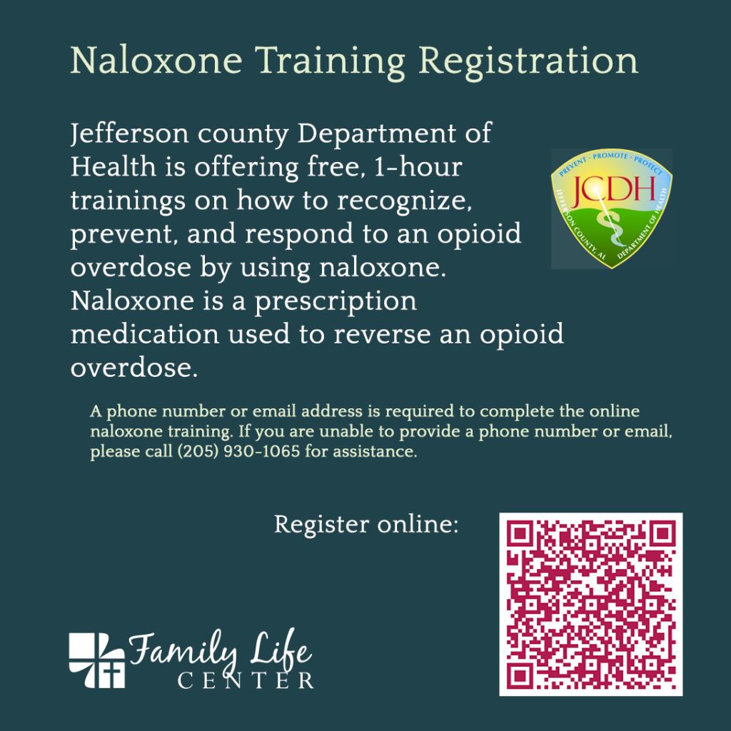 Naloxone Training Program